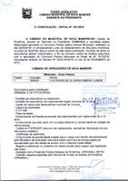 PRESIDENTE DA CÂMARA MUNICIPAL DE NOVA MAMORÉ CONVOCA O MOTORISTA APROVADO EM CONCURSO PÚBLICO Nº 001/2016.