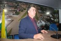 VEREADOR JERRY BARBOSA SOLICITA A REALIZAÇÃO DO CAMPEONATO MUNICIPAL DE FUTEBOL DE CAMPO